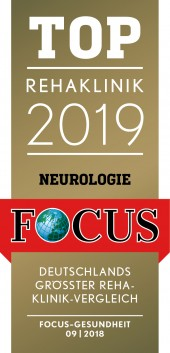 TOP Rehaklinik 2019 - Neurologie